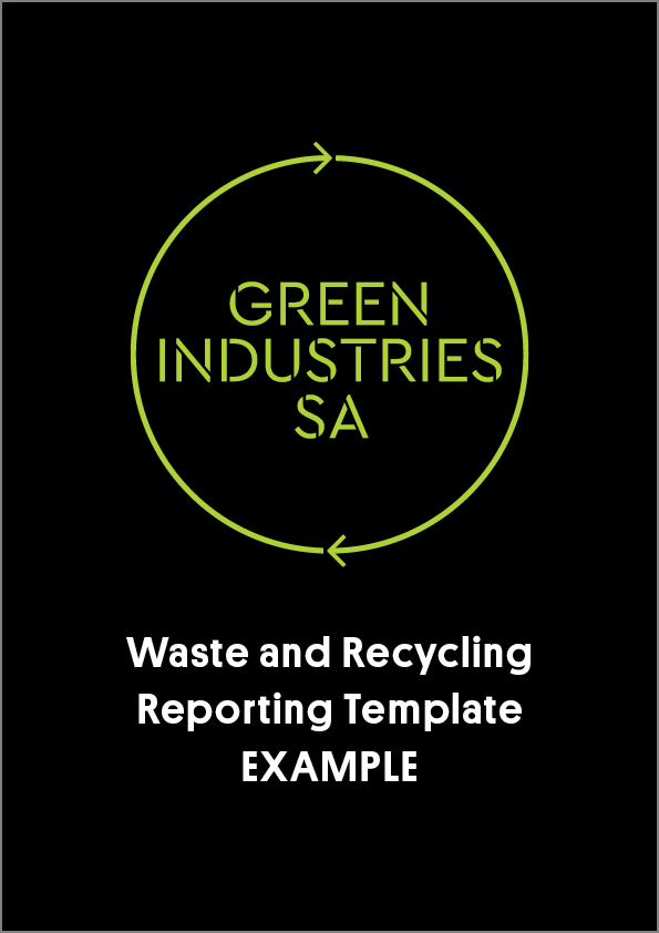 Waste and Recycling Reporting Template (2017)