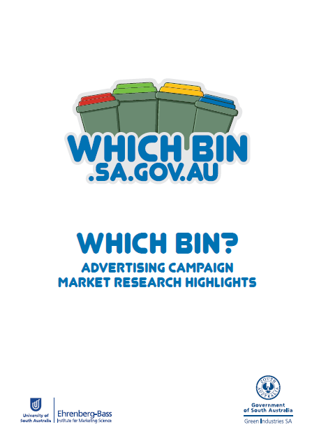 Which Bin Market Research Summary (2020)
