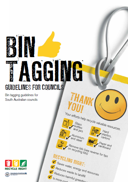 Bin Tagging Guidelines for South Australian Councils (2014)